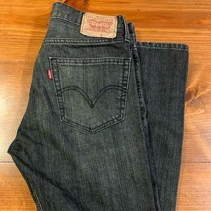 Levi's 505 jeans size 31x30